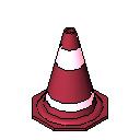 WJ-安全文明-反光圆锥