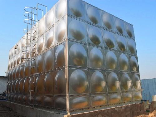 参变族-不锈钢生活给水水箱