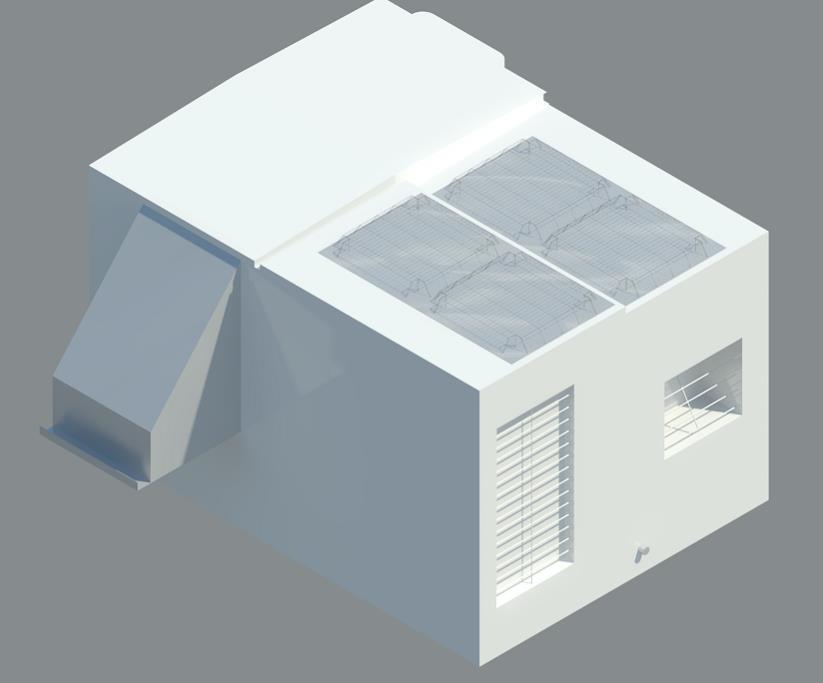 屋顶式直膨式空气处理机组
